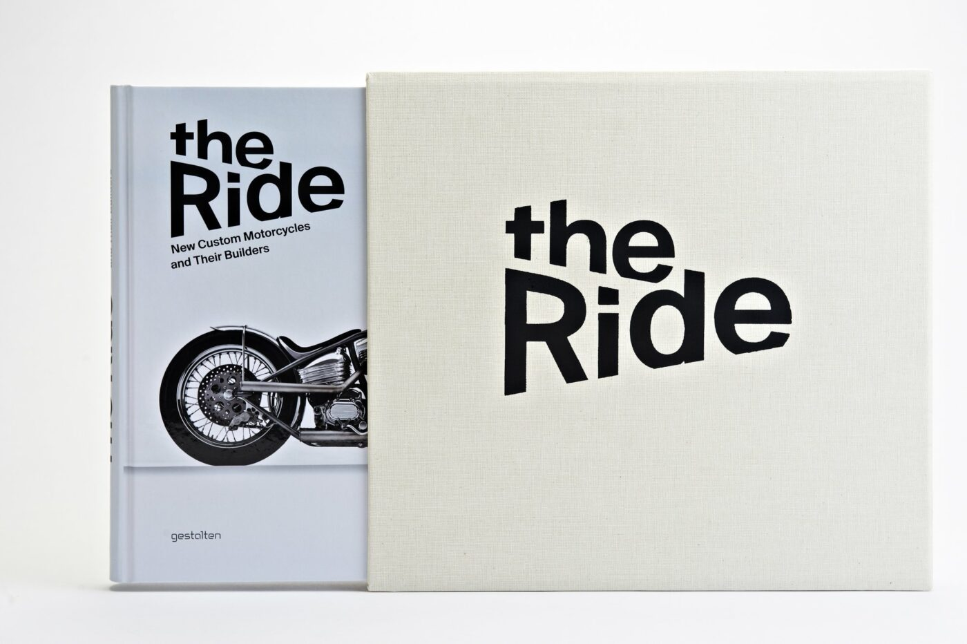 The Ride Book, Cover - Custom Motorräder Inspiration, Ibbenbüren